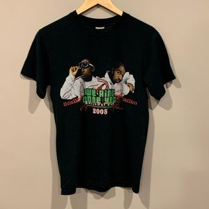 2005 Bow Wow Omarion Holladay Jam Concert T-Shirt